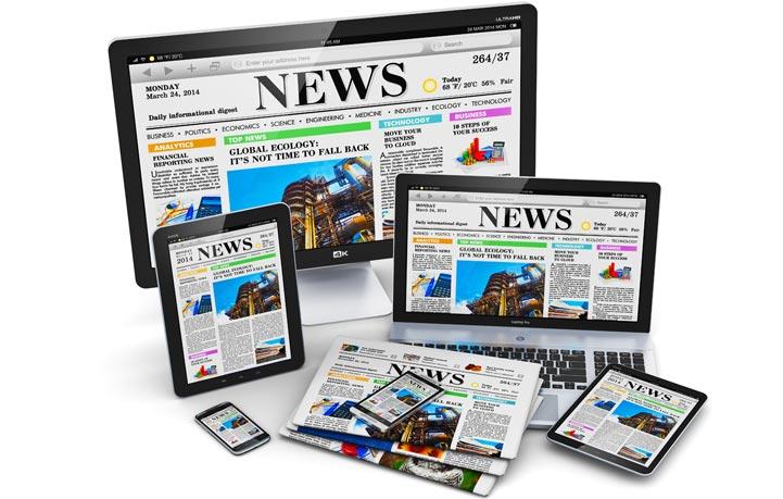 Newspaper Media