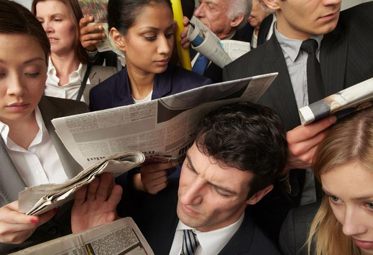 Newspaper media products to maximize your advertising reach.